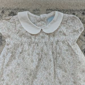 Edgehill Collection Floral Dress & Bloomers set